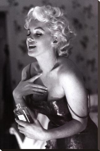 Ed Feingersh Marilyn Monroe Chanel Glow Movie Poster Print Bedruckte aufgespannte Leinwand