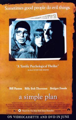 Einfacher Plan, Ein Originalposter