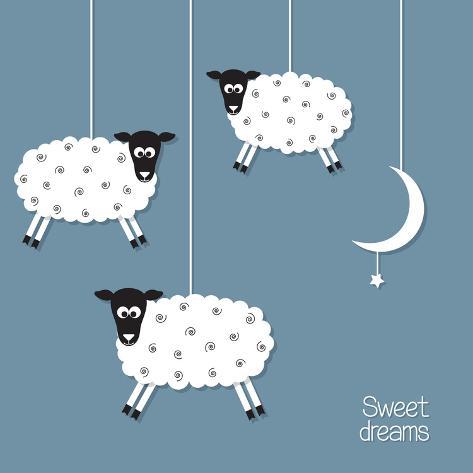 Sweet Dreams Posters Van Ekaterina Garyuk Bij Allpostersnl
