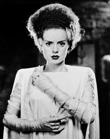 Elsa Lanchester Foto