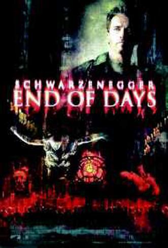 End of Days– Nacht ohne morgen Originalposter