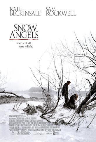 Engel im Schnee Poster