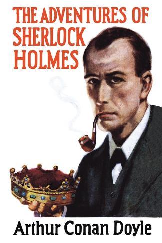 Sherlock Holmes Mystery Wandtattoo