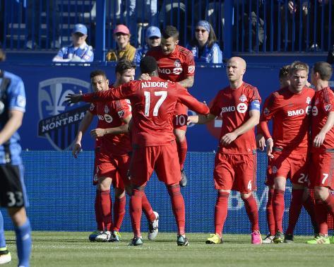 Mls: Toronto FC at Montreal Impact Foto