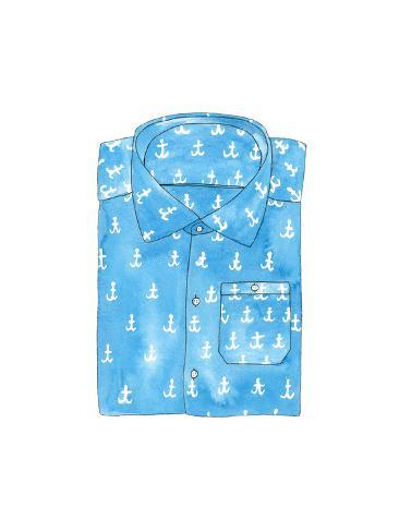 Shirt 1 Giclée-Premiumdruck