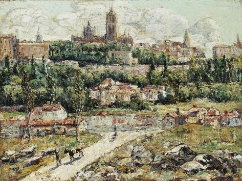 Segovia, Spain, C.1916 Giclée-Druck