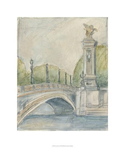 View of Paris V Limitierte Auflage