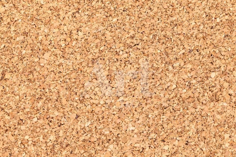 Empty Bulletin Board Background Texture, Natural Cork Board ...
