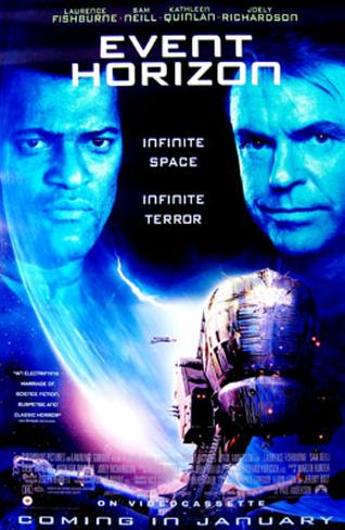 Event Horizon– Am Rande des Universums Originalposter
