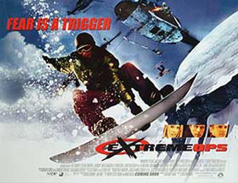 Extreme Ops Originalposter
