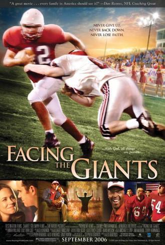 Facing the Giants Neuheit