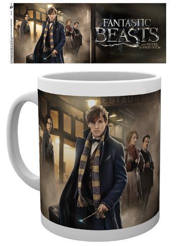 Fantastic Beasts - Group Stand Mug Becher