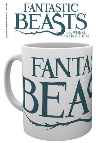 Fantastic Beasts - Logo Mug Becher