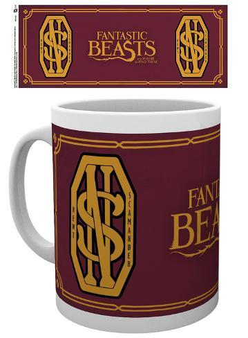 Fantastic Beasts - Nomad Mug Becher