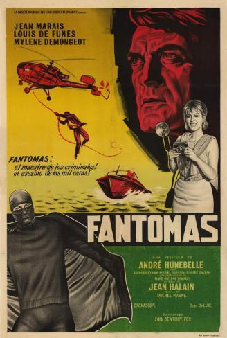 Fantomas Neuheit