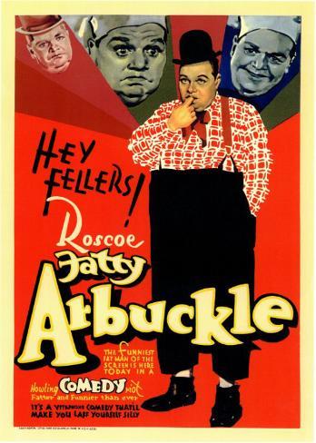 Fatty Arbuckle Neuheit