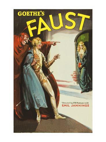 Faust Kunstdruck