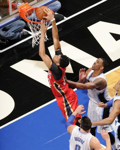 New Orleans Pelicans v Orlando Magic Foto