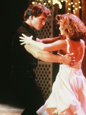 Filmposter Dirty Dancing, 1987 Foto