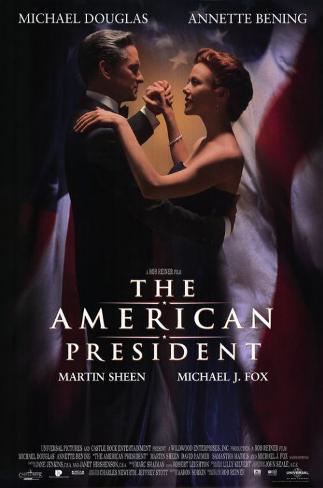Filmposter The American President, 1995 Masterprint