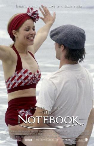 Filmposter The Notebook, 2004 Masterprint