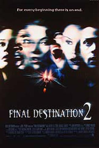 Final Destination 2 Originalposter