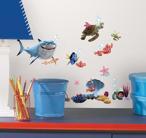 Finding Nemo Peel & Stick Wall Decals Wandtattoo