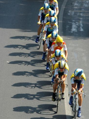 Tour De France Favorites Stage