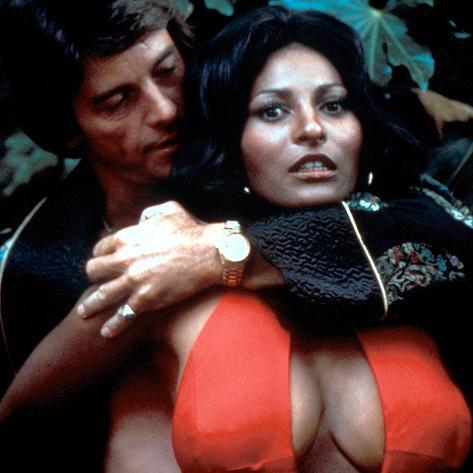 Foxy Brown, Peter Brown, Pam Grier, 1974 Foto
