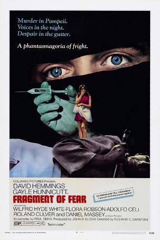 Fragment of Fear Kunstdruck