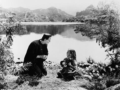 Frankenstein: Frankenstein, 1931 Fotografie-Druck