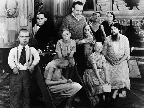 Freaks, 1932 Fotografie-Druck