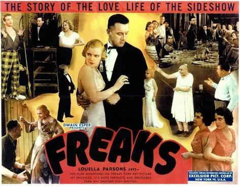 Freaks - Missgestaltete Neuheit
