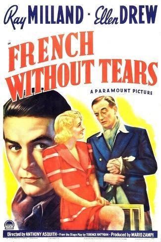 French Without Tears Kunstdruck