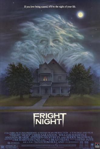 Fright Night– Die Rabenschwarze Nacht Poster