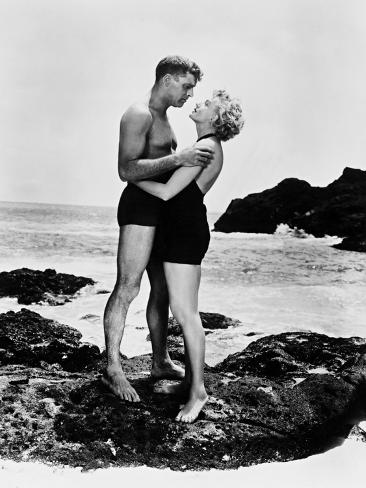 From Here to Eternity, 1953 Fotografie-Druck