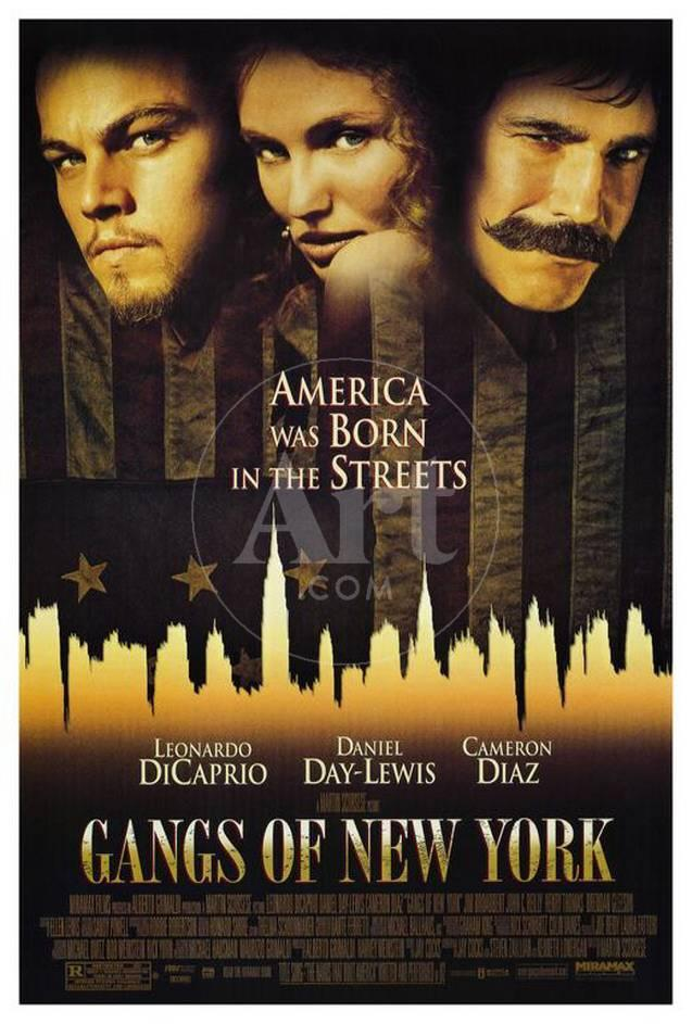 Gangs of New York Poster bei AllPosters.de