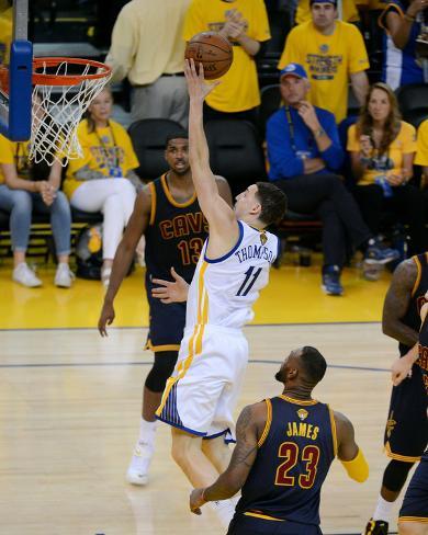 2015 NBA Finals - Game One Foto
