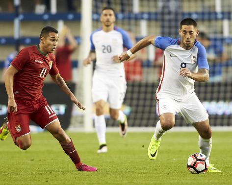 Soccer: International Friendly Men's Soccer-Bolivia at USA Foto