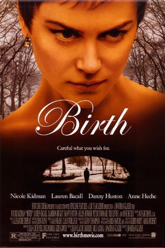 Geburt Poster
