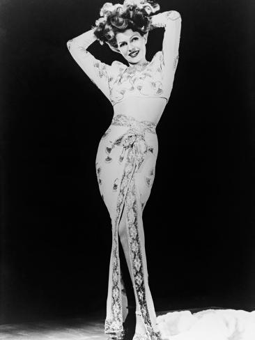Gilda, 1946 Fotografie-Druck