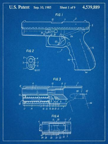 Glock Patent Print