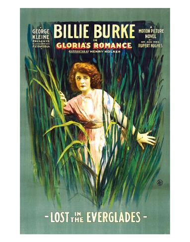 Gloria's Romance - 1916 I Giclée-Druck