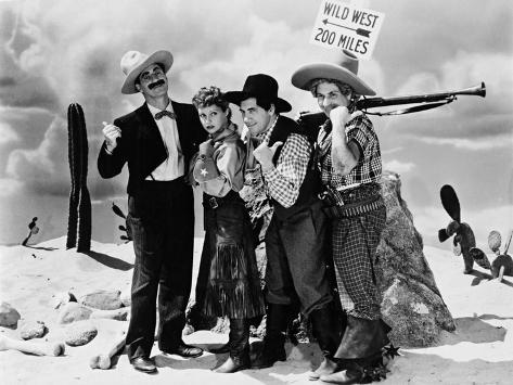 Go West, 1940 Fotografie-Druck