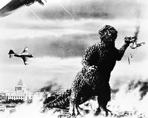 Godzilla, King of the Monsters! (1956) Foto