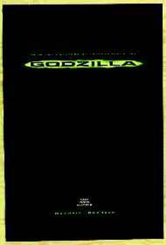 Godzilla Originalposter