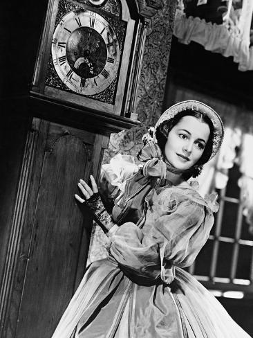 Gone with the Wind, 1939 Fotografie-Druck
