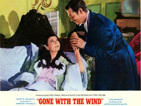 Gone With The Wind, 1939 Kunstdruck