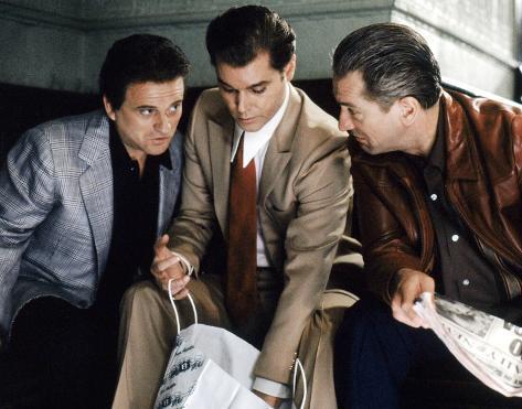Good Fellas – Drei Jahrzehnte in der Mafia, Englisch Foto