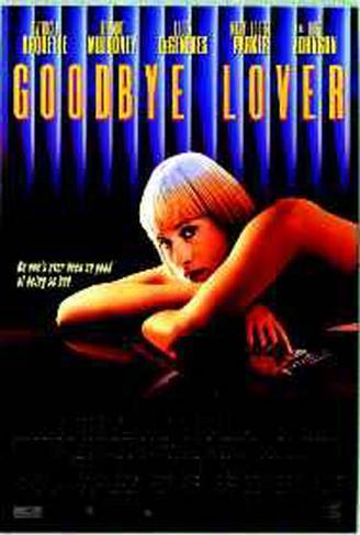 Goodbye Lover Originalposter